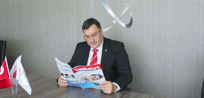 OSTİM Medikal Sanayi Kümelenmesi'nin Başarılı Başkanı; Fatin Dağçınar