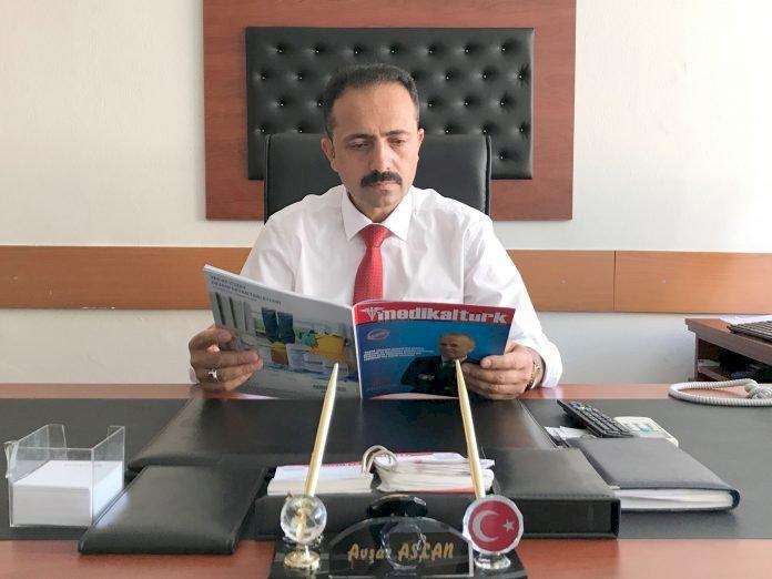 Kamu Sağlık Tesisleri Ruhsatlandırma Daire Başkanı; AVŞAR ASLAN