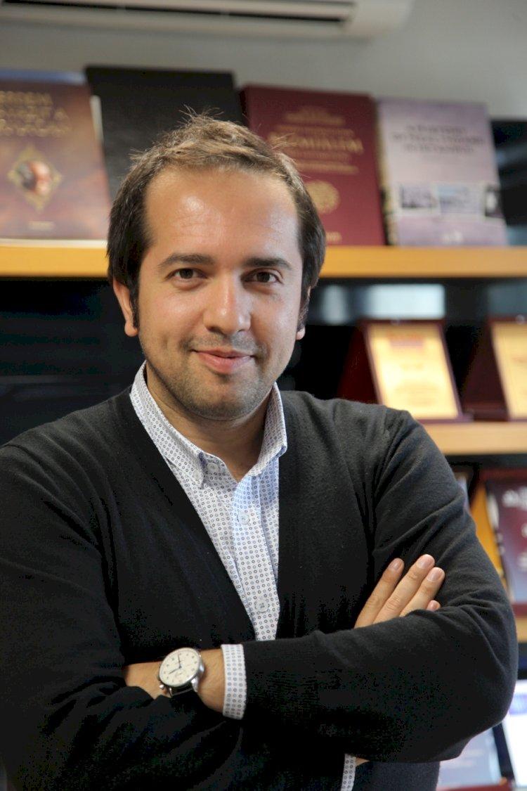 """Ekspoturk CEO'su Beşir Kemal Şahin:  """"HIMSS'19 Eurasia, Türkiye'nin sağlık bilişimi ve teknolojileri alanındaki liderliğini pekiştirecek"""""""