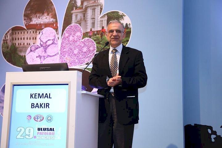 Patoloji Dernekleri Federasyonu Başkanı: Prof.Dr.Kemal Bakır