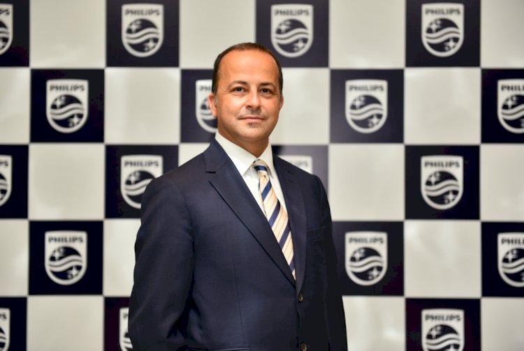 """Philips Türkiye CEO'su Haluk Karabatak Medikal Türk Dergisi'ne Anlattı:  """"Önlem Alma, Teşhis, Tedavi ve EvdeBakım'a kadar birçok alanda inovatif çözümler sunuyoruz"""""""